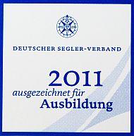 DSV-Auszeichnung