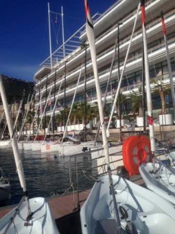 DSC Worldwide – Carsten Kemmling und Peter Stein bei den Winter Series in Monaco